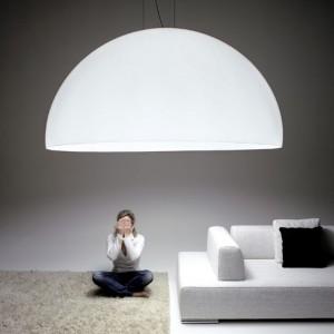 Светильник диаметром 185см