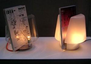 Лампа держатель